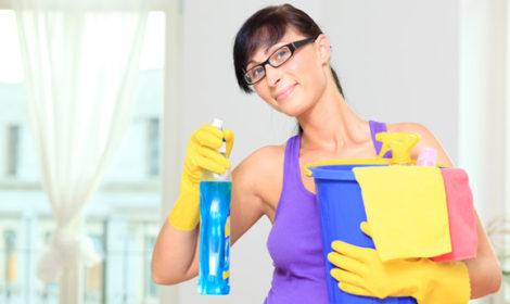 Úklidy domácností